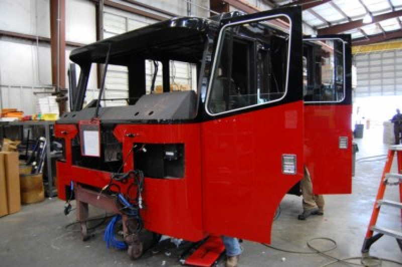 Construction Begins on New Fire Engine